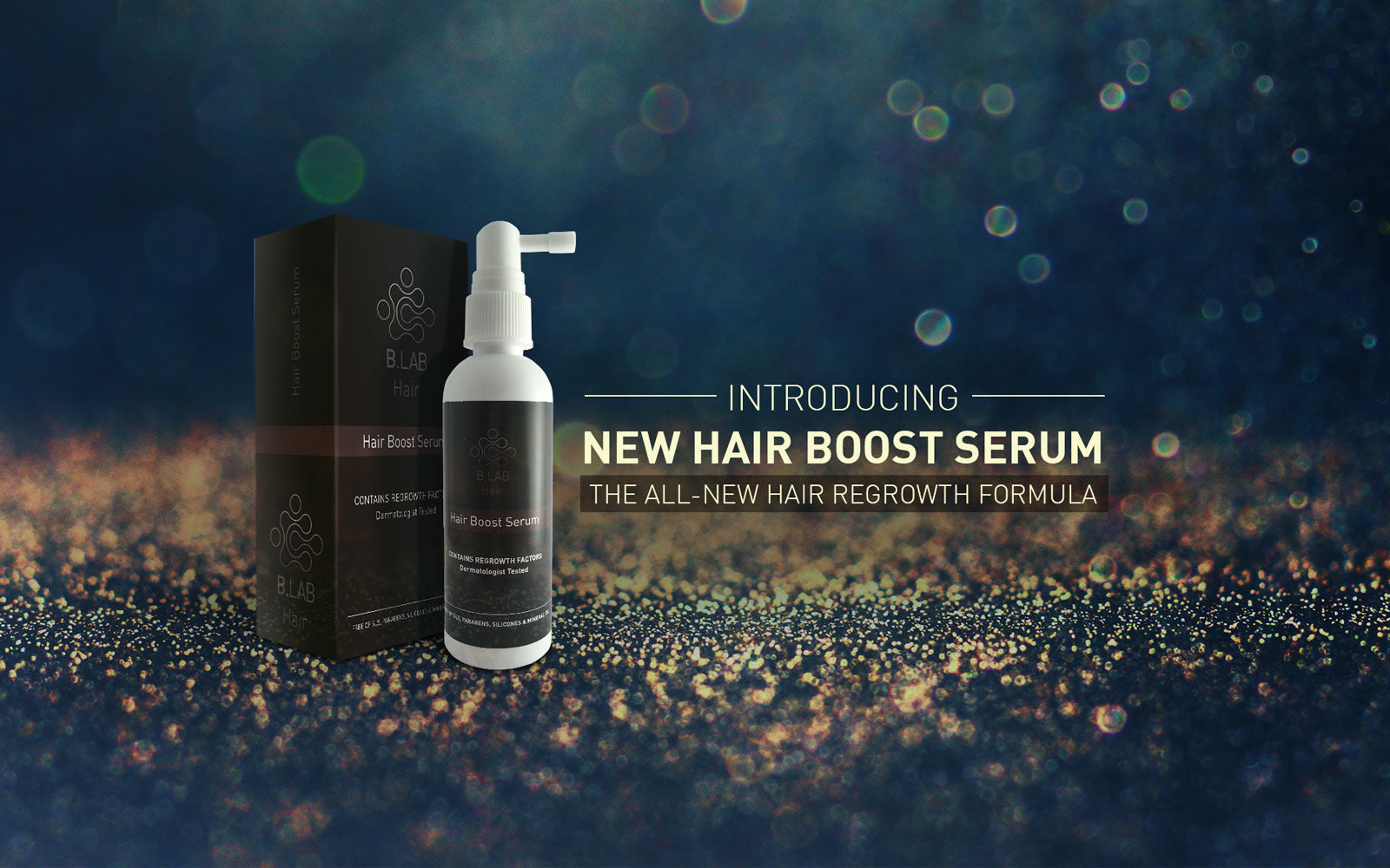 B.LAB Hair Regrowth System