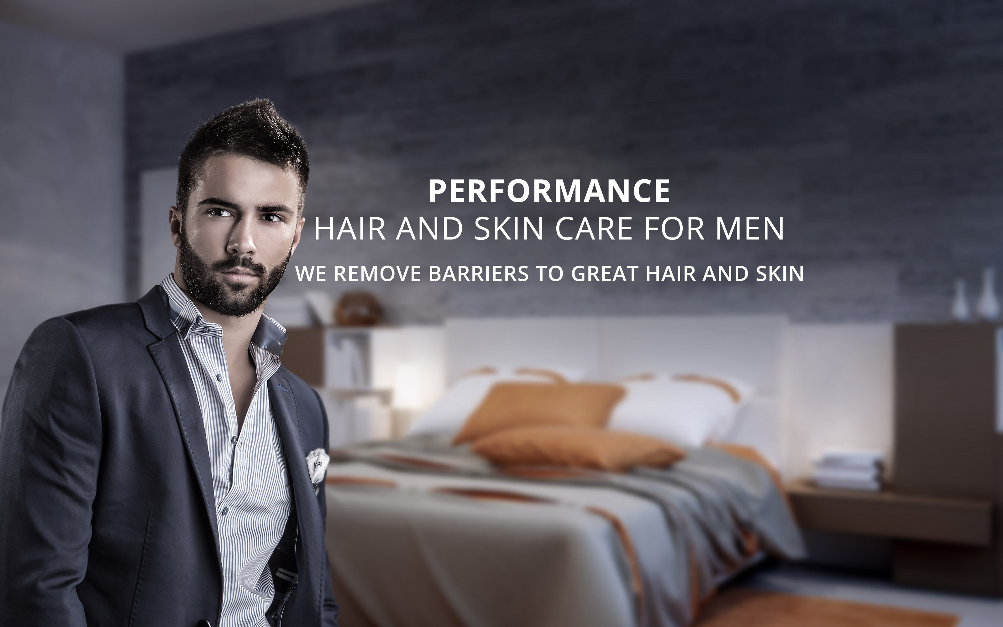 High Performance Hair and Skin Care