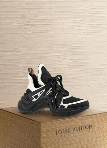 Louis Vuitton ARCHLIGHT черые  | LV ARCHLIGHT SNEAKERS black