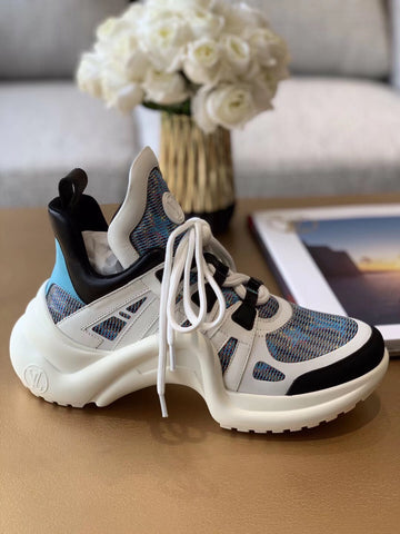 Кроссовки Louis Vuitton ARCHLIGHT 2019  | LV ARCHLIGHT SNEAKERS 2019