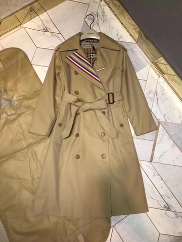 Тренчкот Burberry полосы | Burberry Trench stripes
