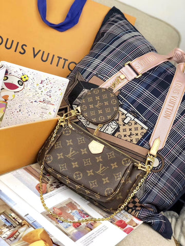 Louis Vuitton Multi Pochette | Louis Vuitton Multi Pochette