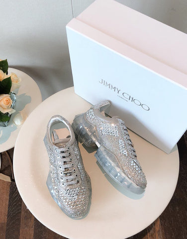Кроссовки Jimmy Choo diamond  | Sneakers Jimmy Choo diamond