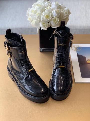 Ботинки Louis Vuitton MIDTOWN | Louis Vuitton MIDTOWN ANKLE BOOTS