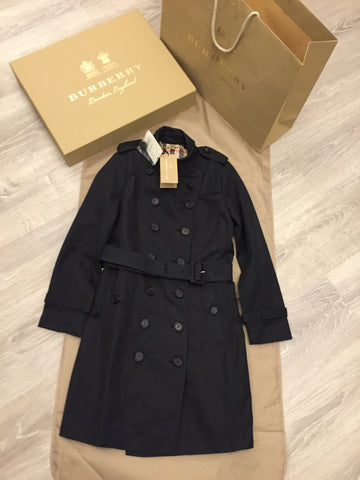 Тренчкот Burberry черный | Burberry Trench black