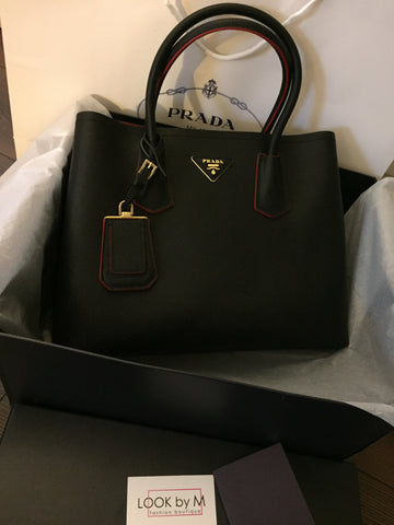 Сумка Prada сафьяновая кожа | Saffiano leather Prada bag