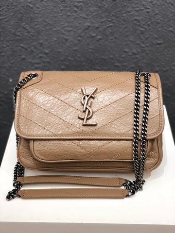Сумка Saint Laurent Niki | Saint Laurent Niki bag