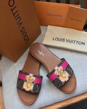 Шлепанцы Louis Vuitton | Louis Vuitton sandals 2018