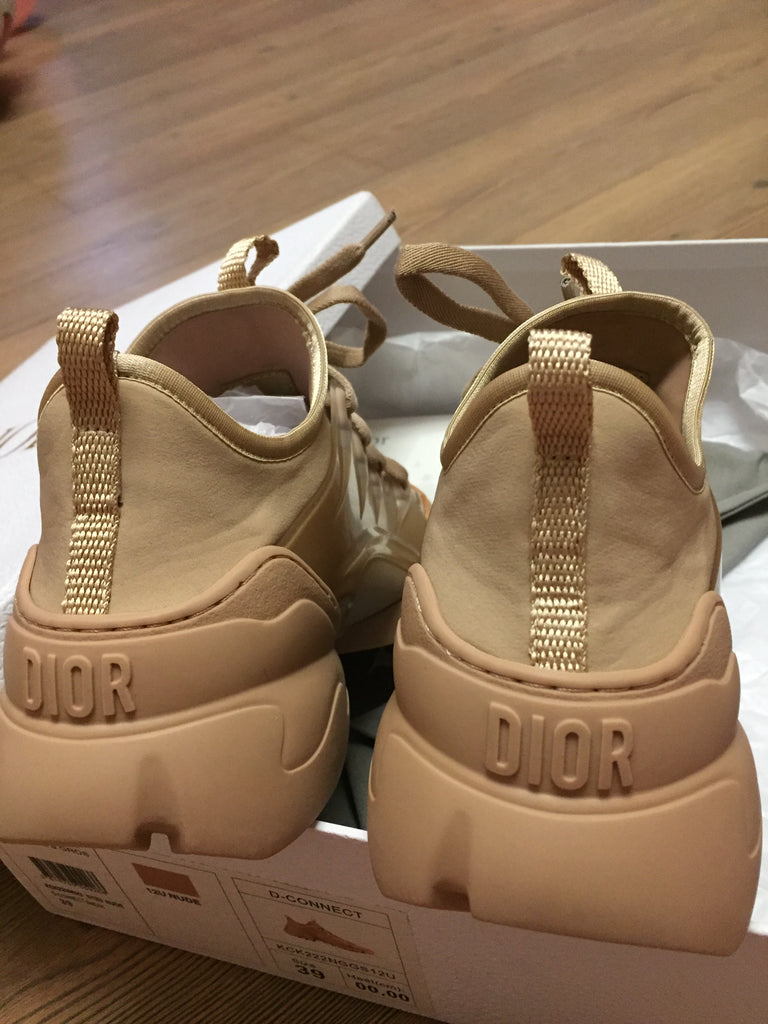 Кроссовки Dior D connect | CD sneakers D connect