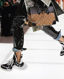 Louis Vuitton ARCHLIGHT черые с белым  | LV ARCHLIGHT SNEAKERS black-white