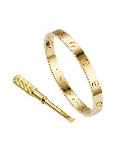 Браслет Cartier желтое золото | Cartier Love Bracelet Yellow gold