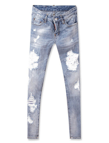 Джинсы Dsquared светлые | Jeans Dsquared light