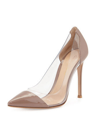Туфли Gianvito Rossi | Gianvito Rossi pvc pumps