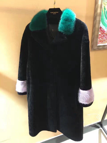 Пальто Gucci меховое | Gucci fur coat
