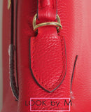 Сумка Hermes Kelly красная | Hermes Kelly red bag