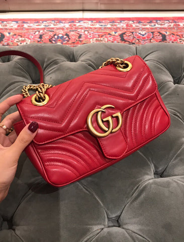 Сумка Gucci Marmont медиум | Gucci Marmont medium bag