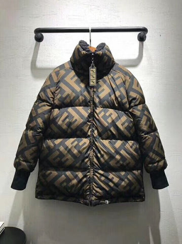 Пуховик Fendi | Fendi down jacket