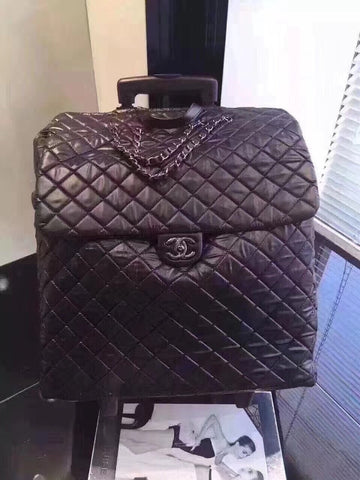 Чемодан Шанель | Luxe luggage Chanel bag