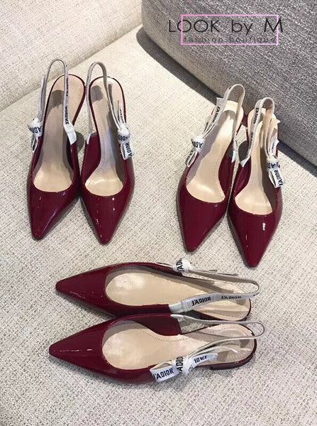 J`adior туфли бордо | J`adior shoes burgundy
