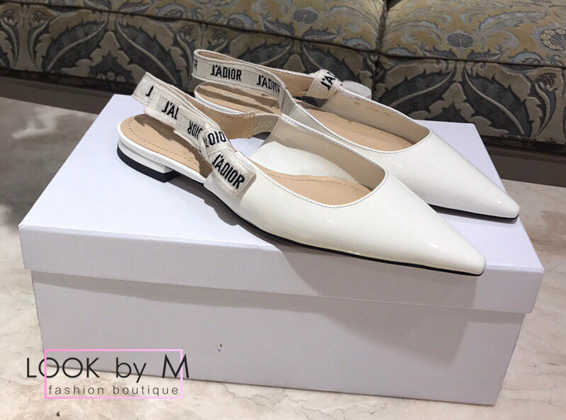 J`adior туфли белые | J`adior shoes white