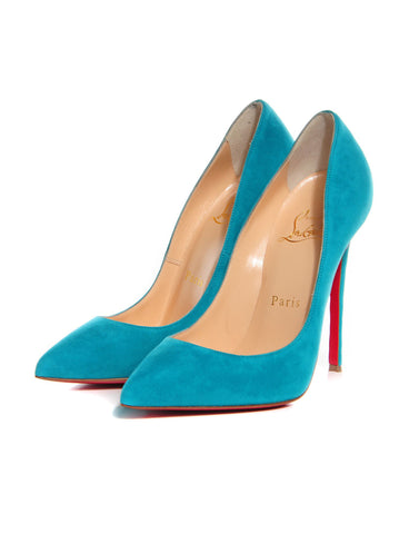 Лодочки Christian Louboutin So Kate замша | Pumps Christian Louboutin So Kate suede