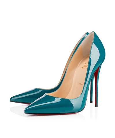Лодочки Christian Louboutin So Kate морская волна | Pumps Christian Louboutin So Kate Sea wave