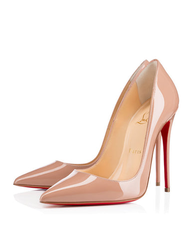 Лодочки Christian Louboutin So Kate беж | Pumps Christian Louboutin So Kate nude