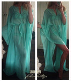 Пляжная накидка Luxury Tiffany | Beach cape Tiffany