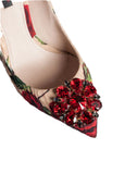 Туфли ДГ розы | Pumps DG roses