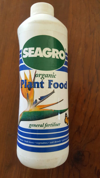 Seagro Organic Liquid Plant Food 500ml, [product-type] - fresh from Growing Healthy Foods