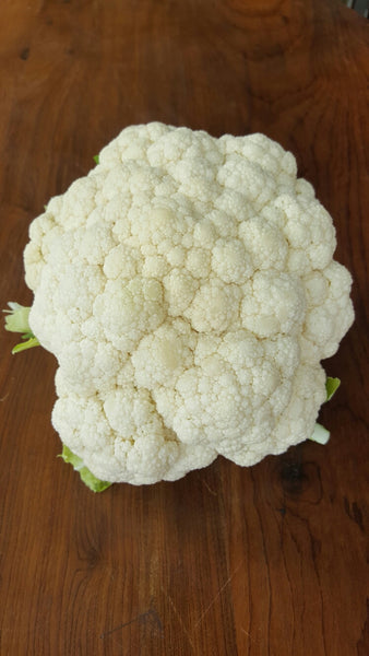 Cauliflower, [product-type] - fresh from Growing Healthy Foods