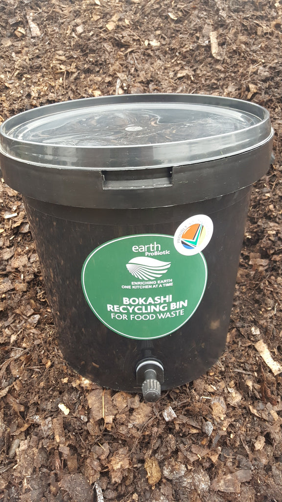 20L Bokashi Bucket, [product-type] - fresh from Growing Healthy Foods