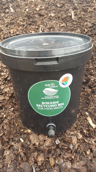25L Bokashi Bucket, [product-type] - fresh from Growing Healthy Foods