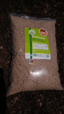 Bokashi Bran 4kg, [product-type] - fresh from Growing Healthy Foods