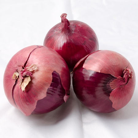 Onions Red Creole, [product-type] - fresh from Growing Healthy Foods