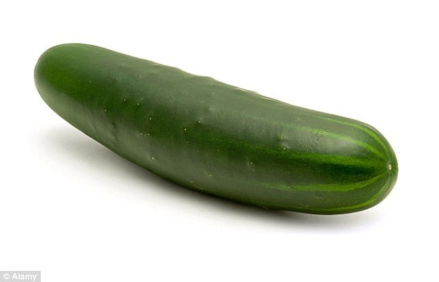 Cucumber Ashley each, [product-type] - fresh from Growing Healthy Foods