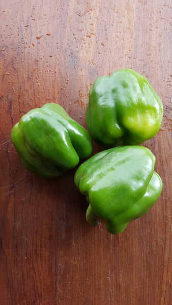 Sweet Peppers each, [product-type] - fresh from Growing Healthy Foods