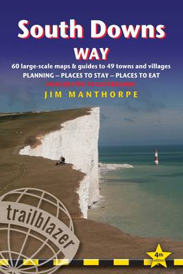 Trailblazer Guide Book : South Downs Way