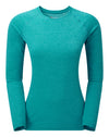 Montane Dart Long Sleeve Baselayer Womens