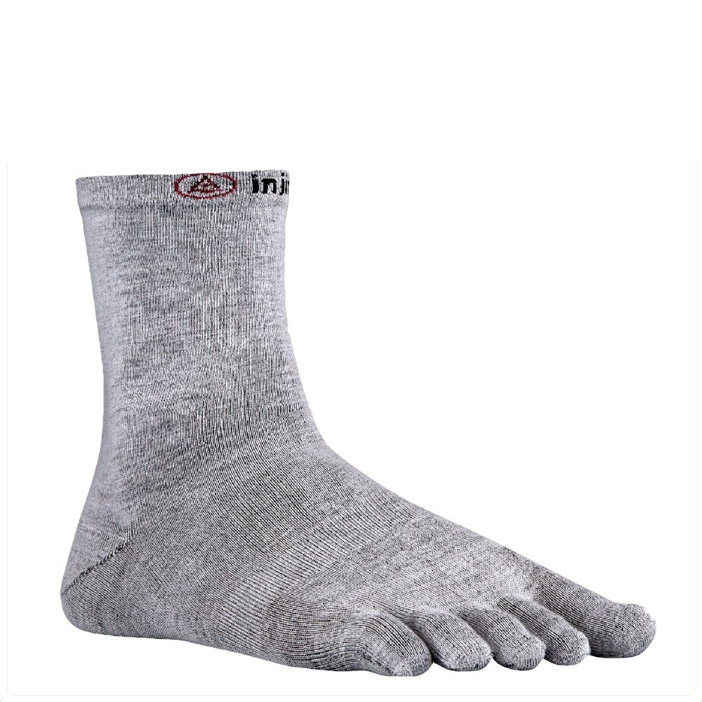 Injinji Performance Running Liner Sock: Crew
