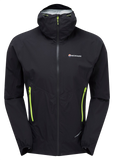 Montane Minimus Stretch Ultra Jacket Mens Red/ Black