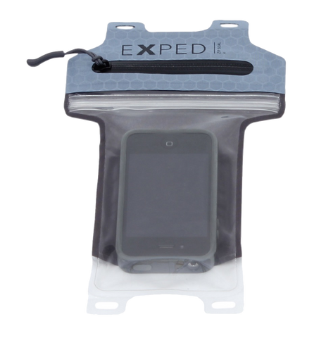 Exped Waterproof Phone Case: Zip Seal 4 Inch (iPhone6 or similar)