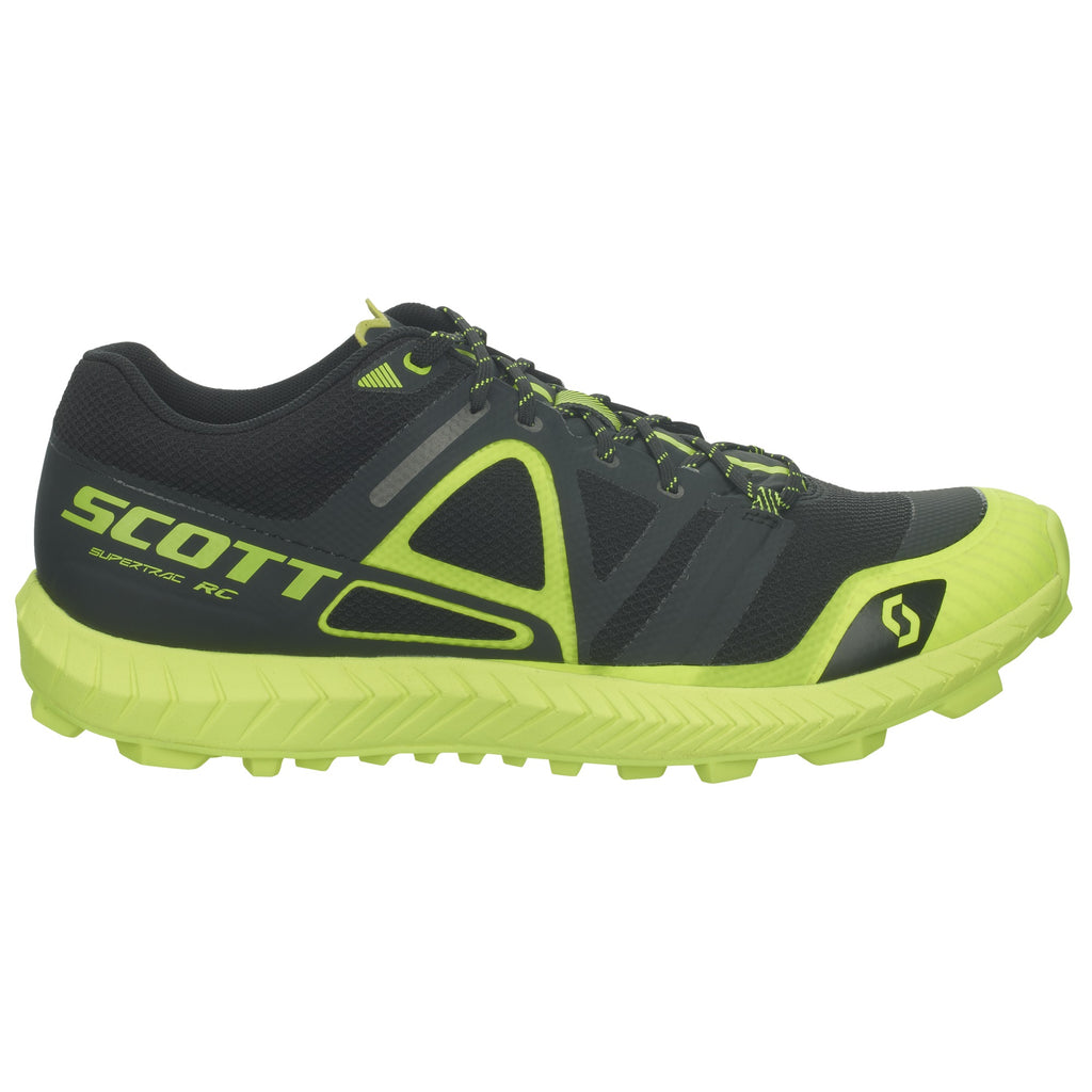 new specials low price sale hot sale Scott Supertrac RC Womens Trail Running Shoes (Black / Yellow)