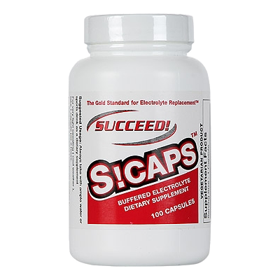 Succeed S! Caps