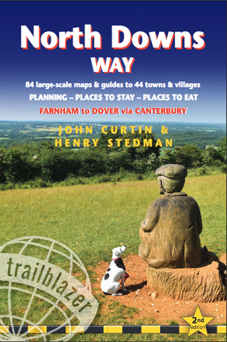 Trailblazer Guide Book : North Downs Way