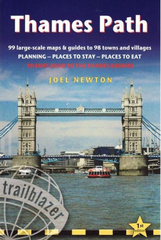 Trailblazer Guide Book : Thames Path