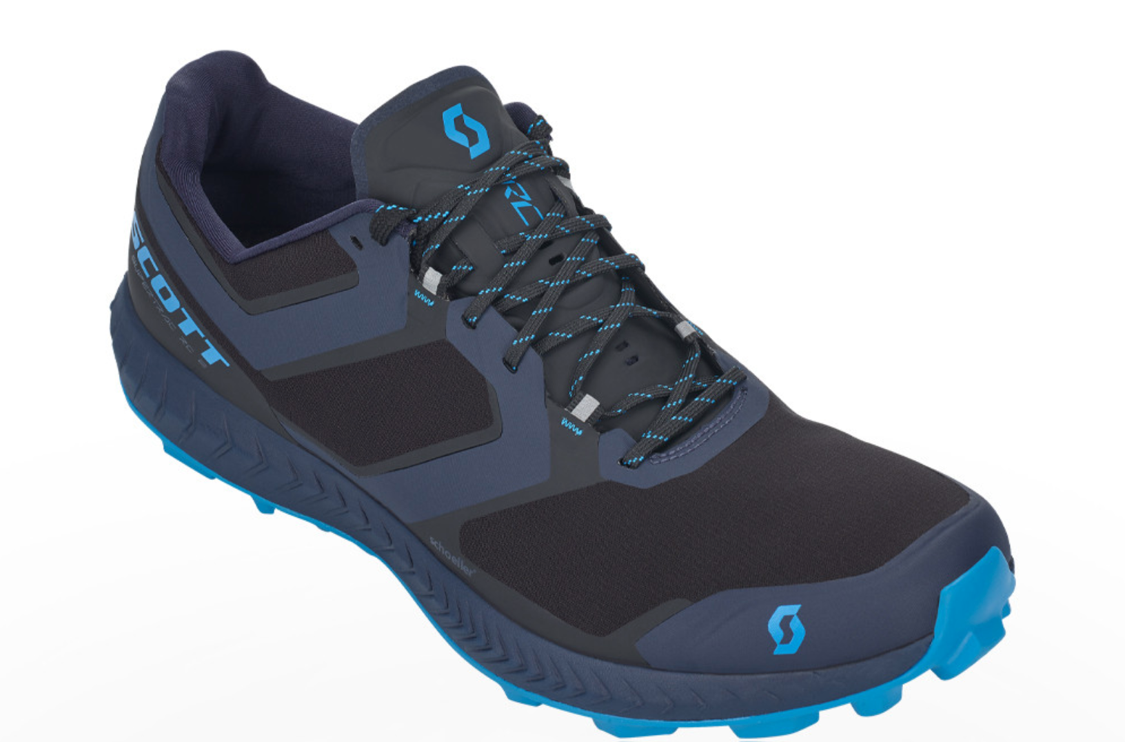 Scott Supertrac RC 2 Mens Trail Running Shoes (Blue/ Black)