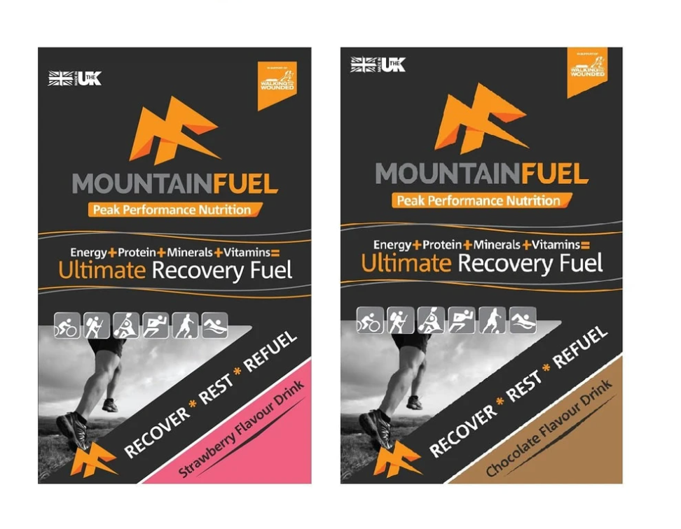 Mountain Fuel Ultimate Recovery - 50g sachets
