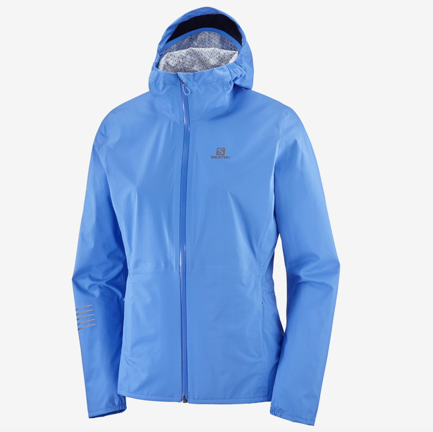 Salomon Lightning Waterproof Jacket Womens SS21