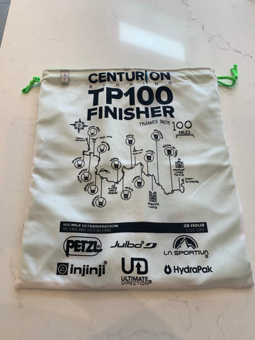 Centurion Running Upcycled Drop Bags (All events)
